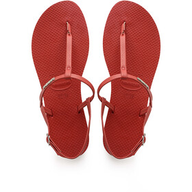 havaianas You Riviera Sandals Women Ruby Red